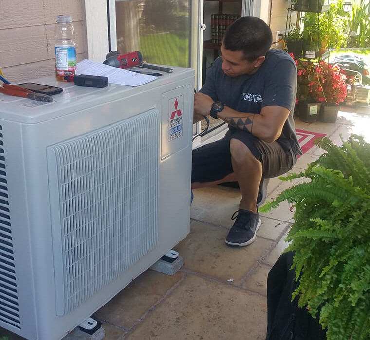 Central Air Conditioning Installation & Service