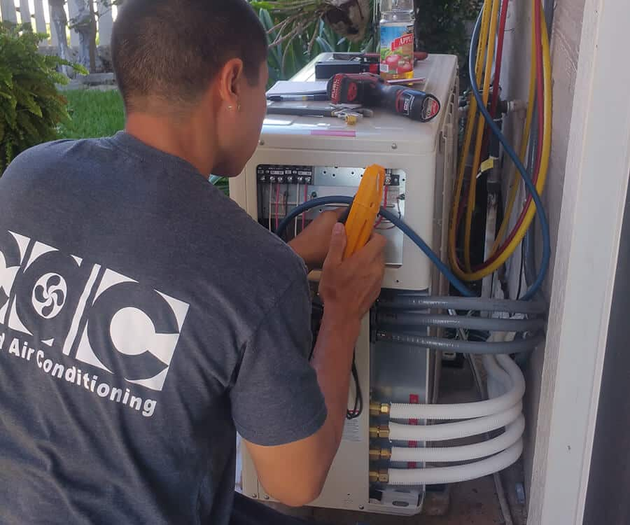 Replacing an Air Conditioning Contactor