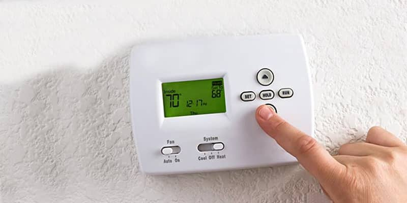 How To Replace A Thermostat >> How To Replace A Broken Thermostat Certified Air Conditioning Maui